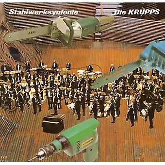 Die Krupps - importación de Estados Unidos Stahlwerksynfonie [vinilo]
