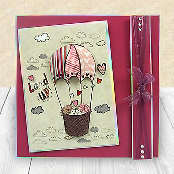 Hunkydory The Little Book Of A6 Paper Pad 144/Pkg-Cute & Cuddly LBK166
