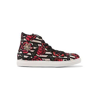 Charlotte Olympia ladies V009445CAN912 multicolour leather Hi Top sneakers