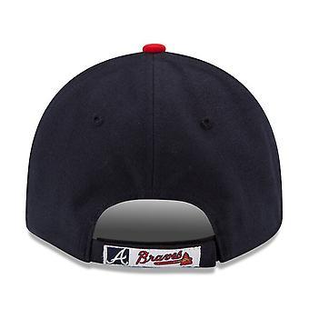 New Era MLB 9Forty Atlanta Braves Cap - Navy