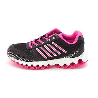 K-Swiss Womens X-160 VARSITY basso basso Top Lace Up in esecuzione Sneaker