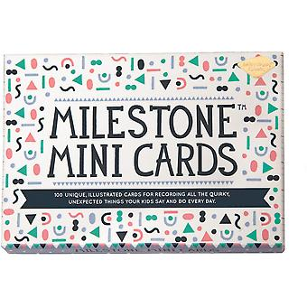 Milestone Cards Mini
