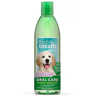 Tropiclean Fresh Breath Puppy Oral Care Water Additive