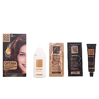 Llongueras Optima Hair Colour Golden Brown Unisex New Sealed Boxed