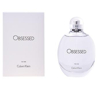 Calvin Klein Obsessed Men Eau De Toilette Vapo 125ml New Perfume Sealed Boxed