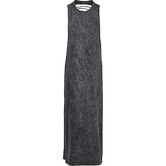 Urban Classics Ladies - RANDOM WASH Back Cut Beach Kleid