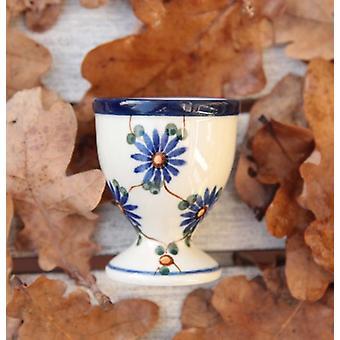 Egg Cup, traditional 8 - polska pottery - Cerámica de polonia - BSN 2225