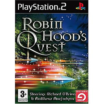 Robin Hoods Quest (PS2) - Factory Sealed