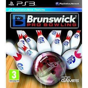 Brunswick Pro Bowling - flytta kompatibel (PS3)