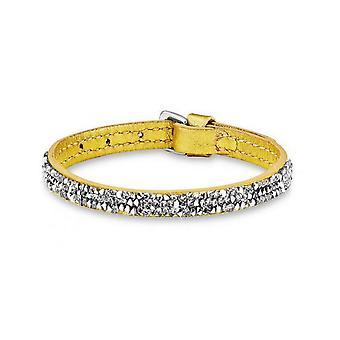 s.Oliver Jewel Damen Armband Edelstahl Leder SOAKT/155