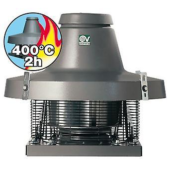 TRM اد 230 V سقف مروحة الأبخرة الاستخراج الأفقي تصريف يصل إلى 5800 م³/ح IP55