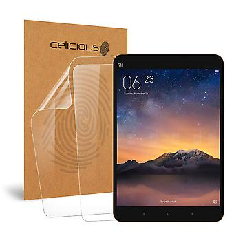 Celicious Vivid Invisible Glossy HD Screen Protector Film Compatible with Xiaomi Mi 2 [Pack of 2]