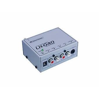 Vorverstärker Omnitronic LH-040