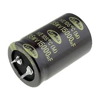 Electrolytic capacitor Snap-in 10 mm 4700 µF 63 V 20 % (Ø x H) 25.5 mm x 41.5 mm 1 pc(s)