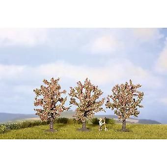 Tree set Fruit tree 80 up to 80 mm NOCH 25112 Rose, Blooming 3 pc(s)