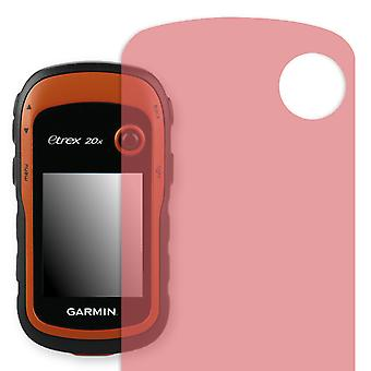 Garmin eTrex 20 screen protector - Golebo view protective film protective film