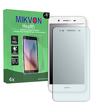 Huawei GR3 Screen Protector - Mikvon Health (Retail Package with accessories)