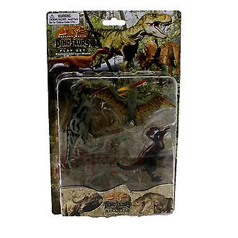Utdødd verden dinosaurer blemme Pack lekesett, stil B