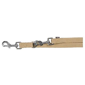 Trixie Branch Premium Adjustable Beige 2 (Dogs , Collars, Leads and Harnesses , Leads)