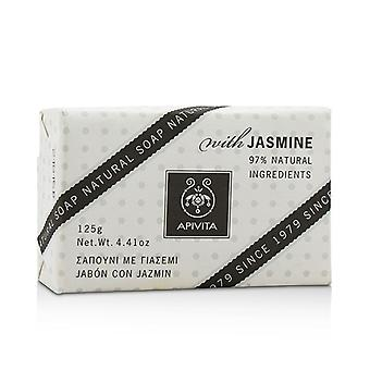 Apivita Natural Soap With Jasmine 125g/4.41oz