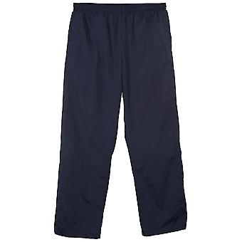 Sport-tek Side Pockets Leg Zipper Wind Pants Mens Style : Pst74