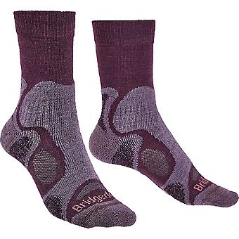 Bridgedale Womens Hike Lightweight T2 Merino Walking Socks