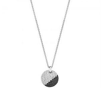 Zircon cubique de Joop féminin chaîne Collier argent AMY JPNL90733A420