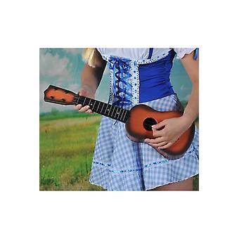 Articles de partisans et de guitare en plastique d'instruments de musique