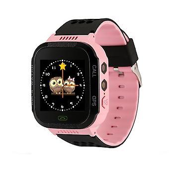 Q528 Smartwatch for barn-rosa