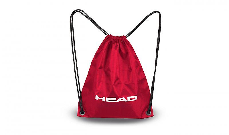 Head Sling Bag - Red