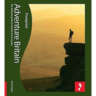 Adventure Britain Footprint Activity & Lifestyle Guide - The Definitiv