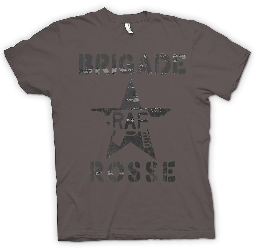 Mens T-shirt - Brigade Rosse - Marxist