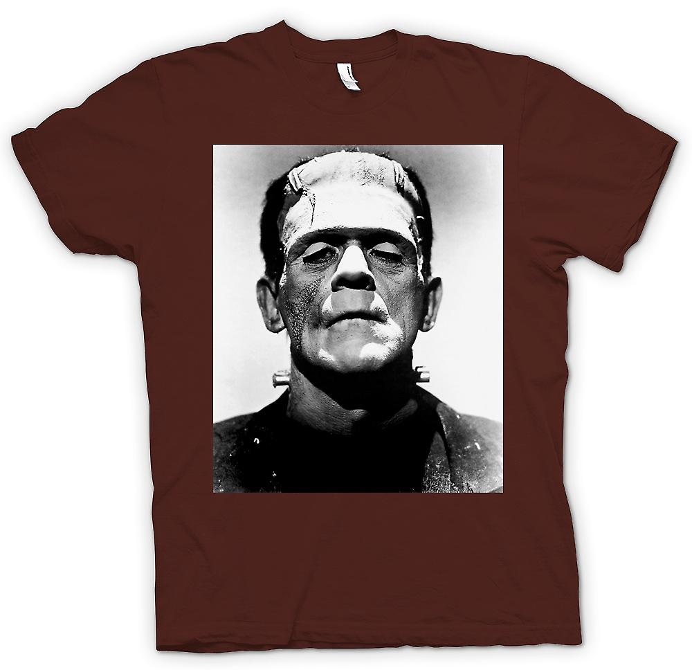 Mens T-shirt - Frankenstein Classic