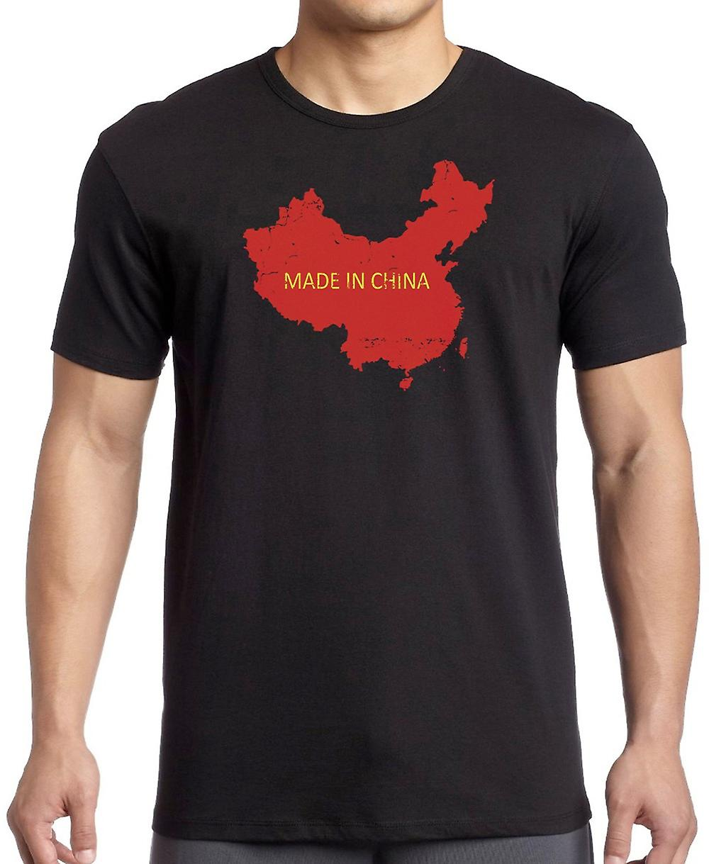 Made In China - Cool vrouwen T Shirt