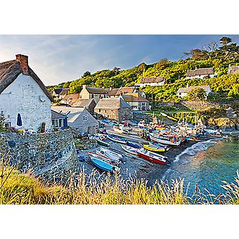 Jumbo Cadgwith, Cornwall  Jigsaw Puzzle (1000 pieces)