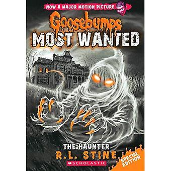 The Haunter (Goosebumps Most Wanted Special Edition)