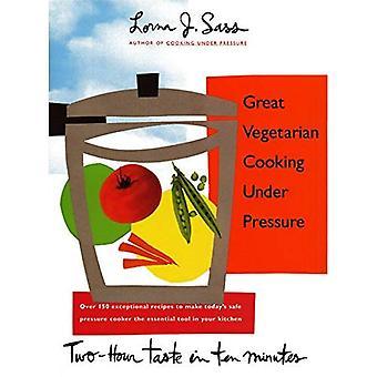 Cucina vegetariana grande