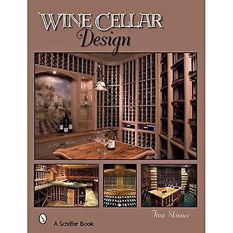 Cantina di vini Design