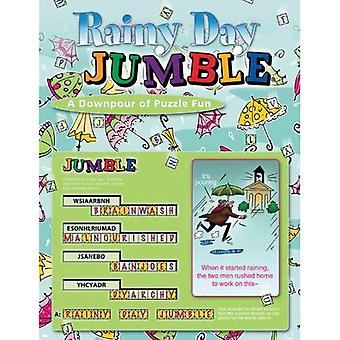 Rainy Day Jumble: A Downpour of Puzzle Fun