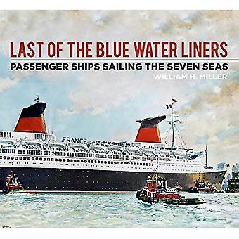 Letzte der Blauwasser-Liner: Fahrgastschiffe, die die sieben Weltmeere Segeln