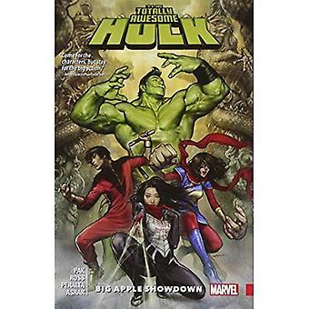 Den helt fantastisk Hulk, Volume 3: Big Apple Showdown