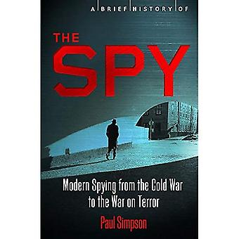 A Brief History of the Spy: Modern Spying from the Cold War to the War on Terror (Brief Histories)