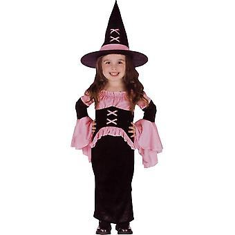 Costume enfant sorcière cool