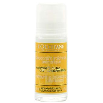 L'Occitane Refreshing Aromatic Deodorant 1.7oz / 50ml