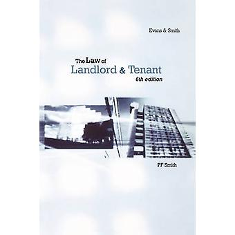The Law of Landlord and Tenant 6E by Smith & Peter Peter F. .