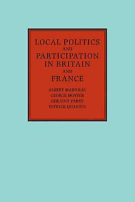 Politics  Participation in Fr by Mabileau & Albert