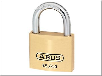 ABUS 85/40 40mm Brass Padlock Keyed 723