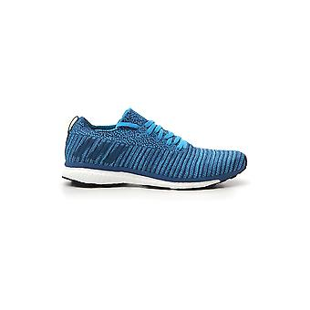 Adidas Light Blue Canvas Sneakers