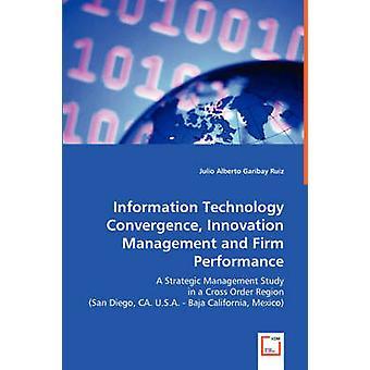 Informationen Technologie Konvergenz Innovationsmanagement und feste Leistung von Garibay Ruiz & Julio Alberto