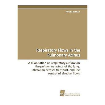 Flussi respiratori nel Acinus polmonare di Sznitman & Josu
